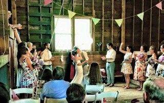 Tmx 1476739222802 Kim And Shu Kiss Woodstock, VT wedding venue