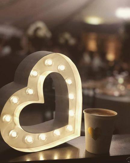 Love + Coffee = Koffee Cups