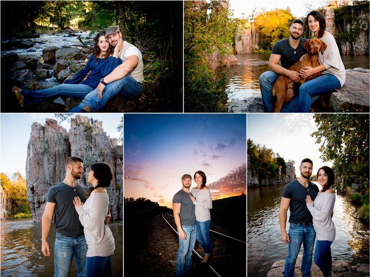 Tmx Molly And Jordan 2 51 448775 Brandon, South Dakota wedding photography