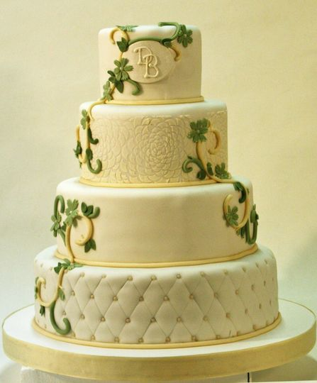 Pastries By Vreeke - Wedding Cake - Moorpark, CA - WeddingWire