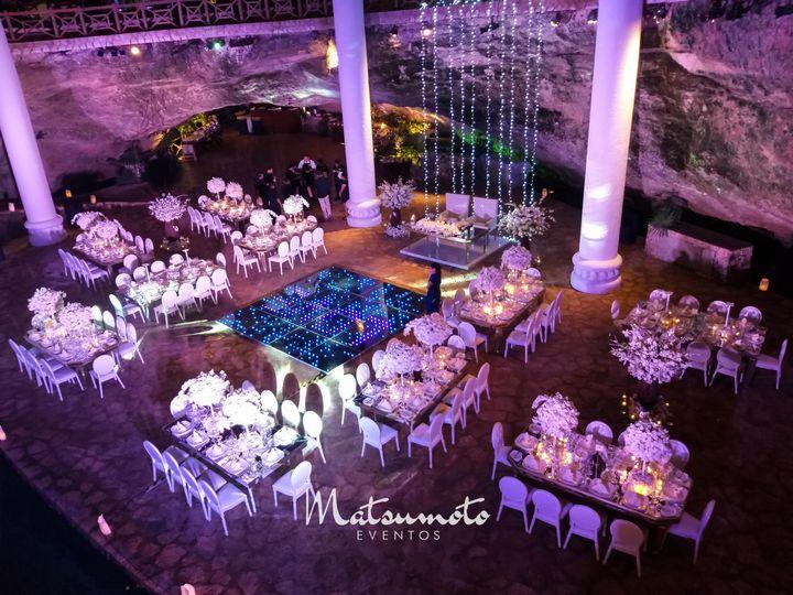 Xcaret Wedding reception