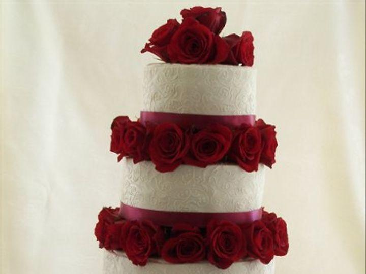 Tmx 1220494442366 100 4380 Moorpark wedding cake