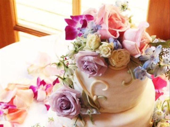 Tmx 1293207029703 CalamigosFlowers Moorpark wedding cake