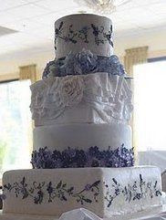 Tmx 1300114169451 MoorparkCountryClubWeddingCake Moorpark wedding cake