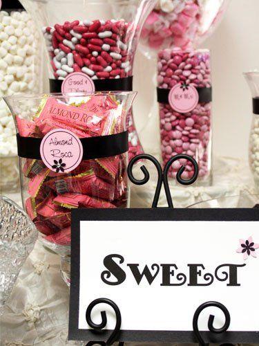 Tmx 1303685671841 Sweetsignpink Moorpark wedding cake