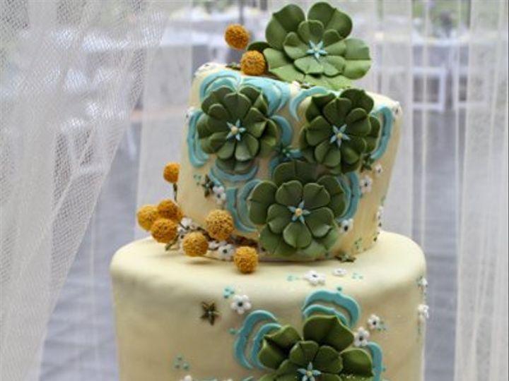 Tmx 1308523208498 WalnutGroveWeddingCake Moorpark wedding cake