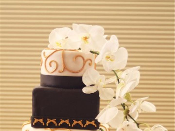Tmx 1320009943515 MusketPistolCake1 Moorpark wedding cake