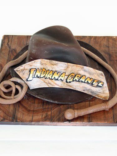 Tmx 1320011177957 IndianaJonesHatCake Moorpark wedding cake