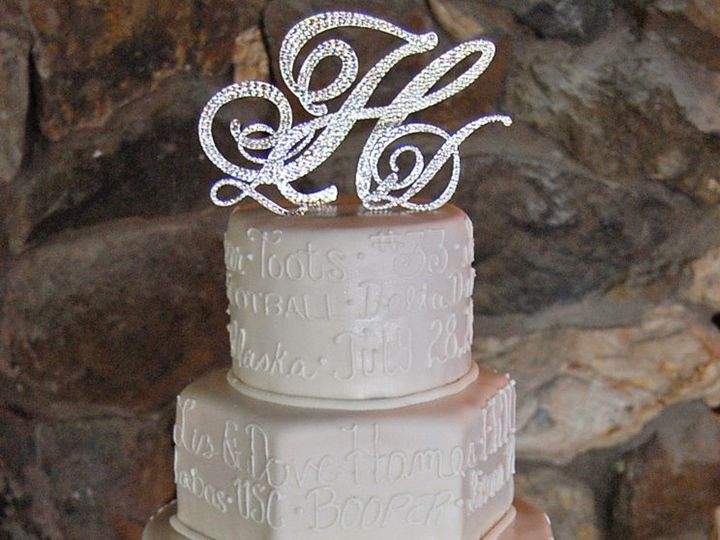 Tmx 1344735518148 Wordweddingcake Moorpark wedding cake