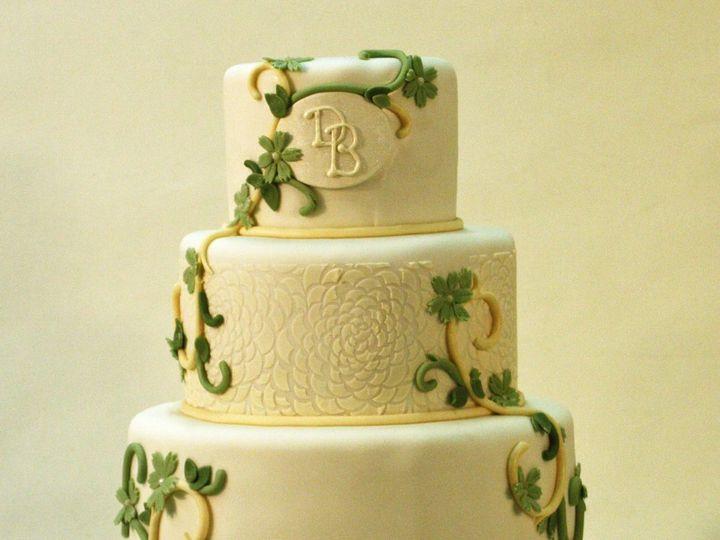 Tmx 1352504953211 Vinecake Moorpark wedding cake