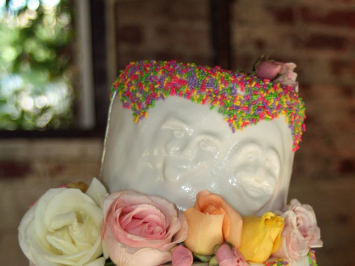 Tmx 1445611970812 Laurel Wedding Cake Faces Moorpark wedding cake