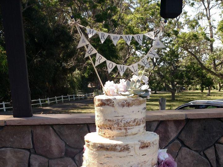 Tmx 1498060462956 Naked Cake Walnut Grove Moorpark wedding cake