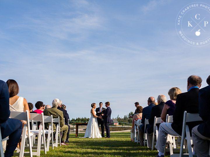 Tmx 1485627795106 Weddings At The Newagen Seaside Inn Lc 2 Pownal wedding officiant
