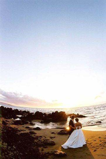maui wedding photography by hula girl photography