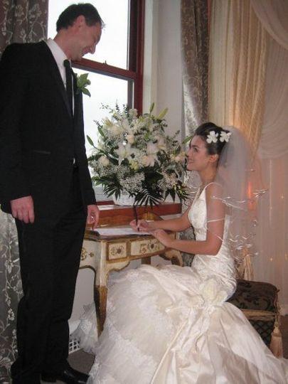 Monica Wedding Dress