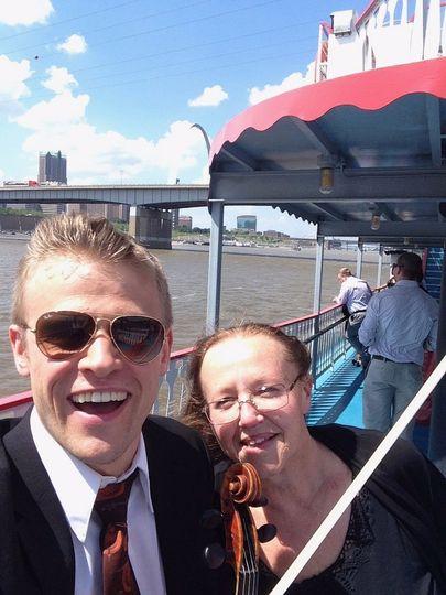 Tom Sawyer River Boat