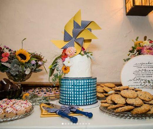 Tmx Gingham 51 1562875 157902474695827 Lancaster, PA wedding cake