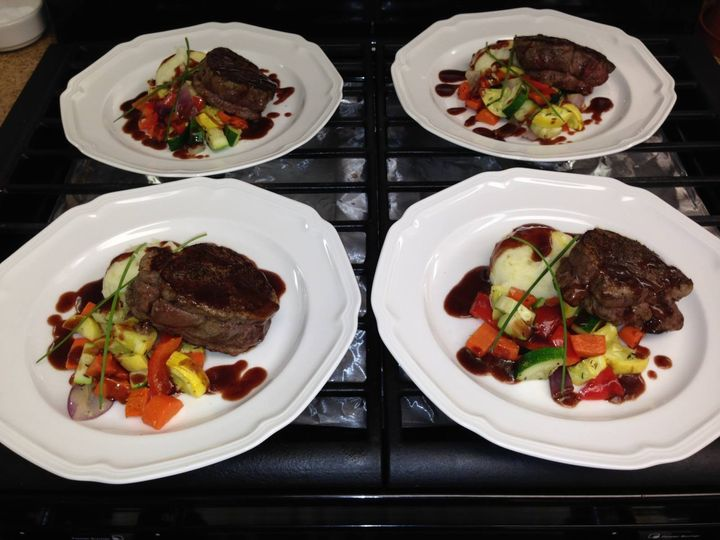Tmx 1462671840625 Top Sirloin Virginia Beach, VA wedding catering