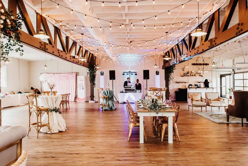 Traine raleigh bridal bash