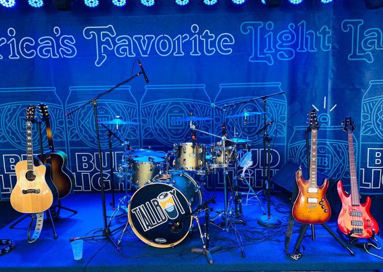 Tallboy instruments