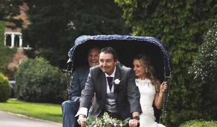 Rickshaw Weddings