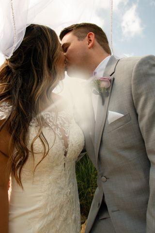 Kisses in the sunshine
