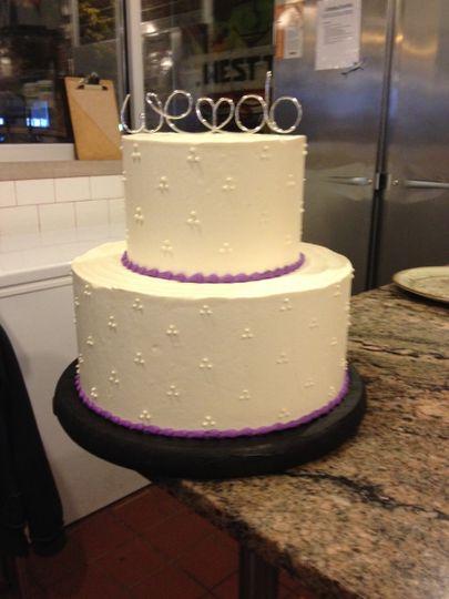 West Town Bakery - Wedding Cake - Chicago, IL - WeddingWire