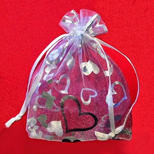 gift bages with hearts