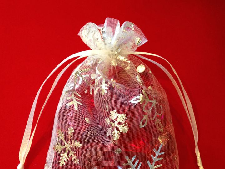 Tmx 1432872294636 Gift Bags Snowflakes Staten Island wedding favor