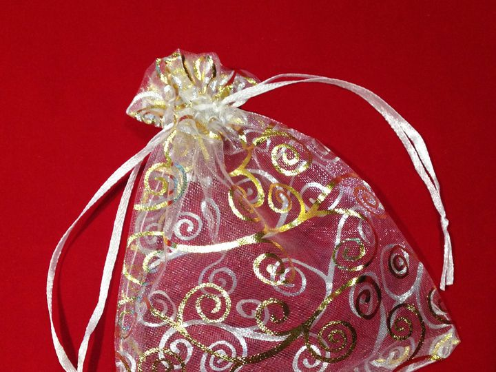 Tmx 1432872299476 Goody Bags Gold Print Staten Island wedding favor