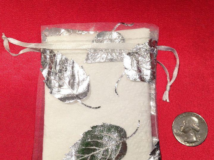 Tmx 1432872378133 Gift Bags Silver Leaf Staten Island wedding favor