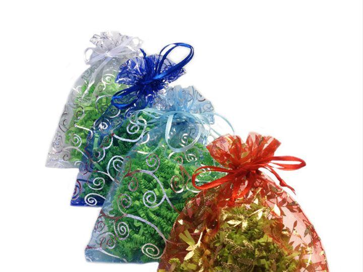 Tmx 1432872382465 Gift Organza Bags Happy Avenue Staten Island wedding favor