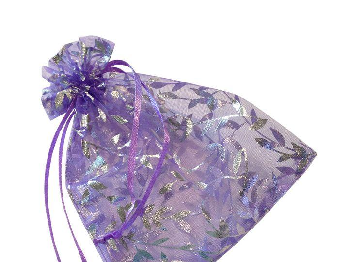 Tmx 1432872473415 Lavender Organza Party Goody Bags Staten Island wedding favor