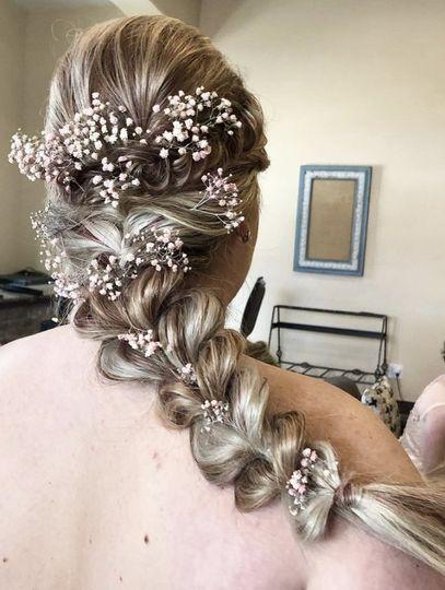 Modern boho braid