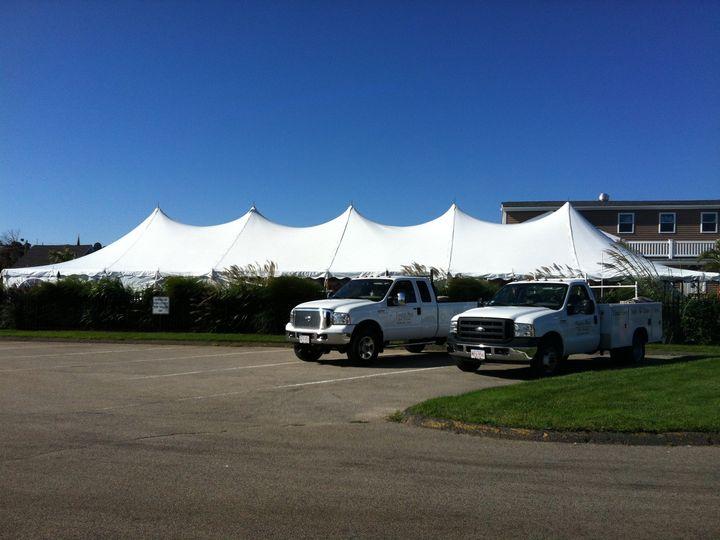 Tmx 1415905674243 Ebg 30x90 W Trucks 2012 Plymouth wedding rental