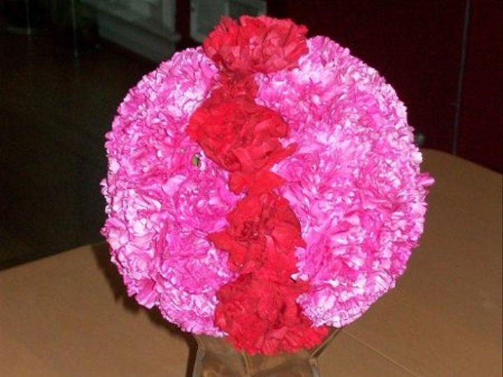 Tmx 1248349570396 Flowers2009020 Rockville, District Of Columbia wedding invitation