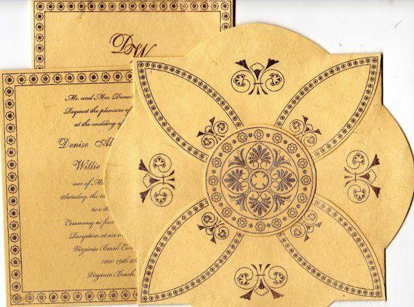 Tmx 1298933178743 Img091 Rockville, District Of Columbia wedding invitation