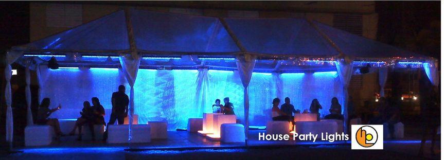 area lounge e iluminacio