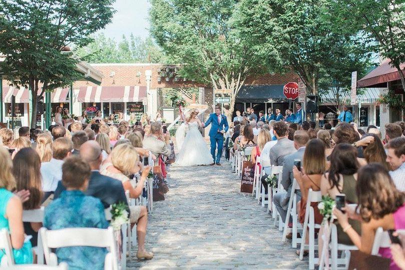 Wolfe Street Ceremony