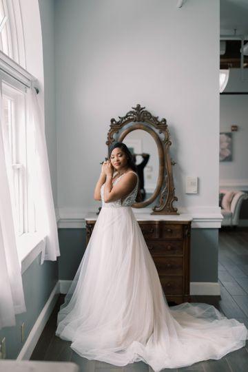 Market View bridal suite