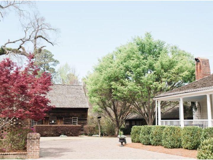 Tmx From Side Of Porch 51 119875 Wake Forest, North Carolina wedding venue