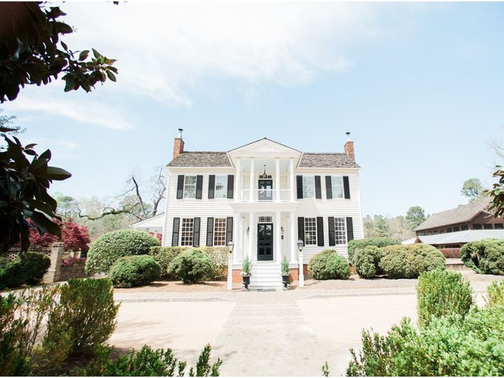 Tmx Front Of House 51 119875 Wake Forest, North Carolina wedding venue