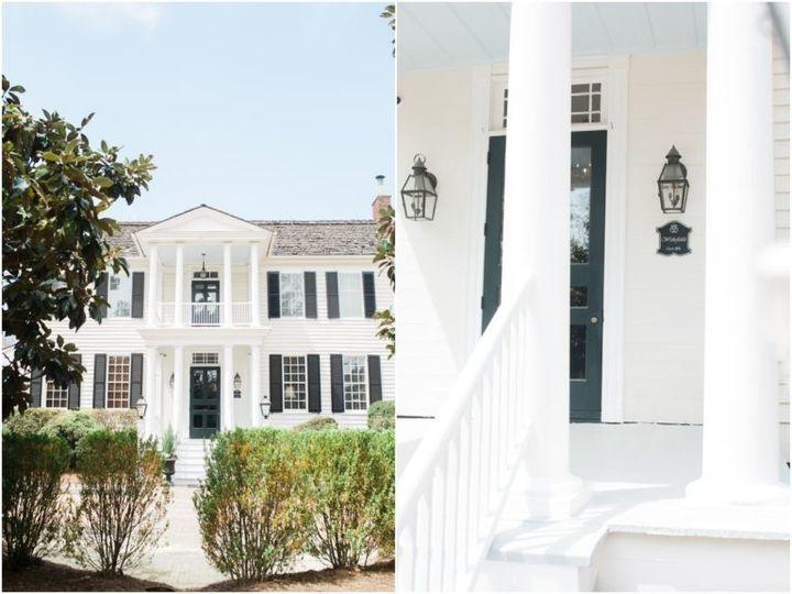 Tmx House And Porch 51 119875 Wake Forest, North Carolina wedding venue