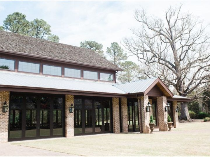 Tmx Pavilion 51 119875 Wake Forest, North Carolina wedding venue