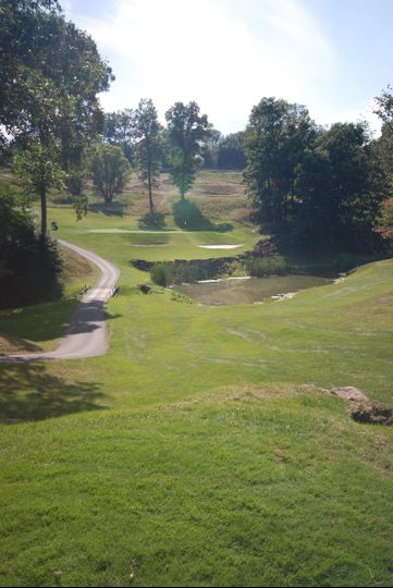 MHCC's Prisitne 18 Hole Golf Course