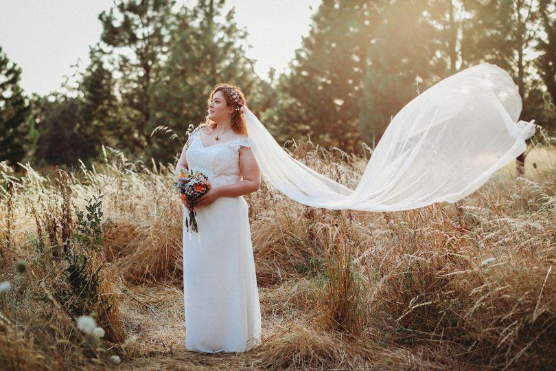 Selah Grace Photography - Beautiful bride