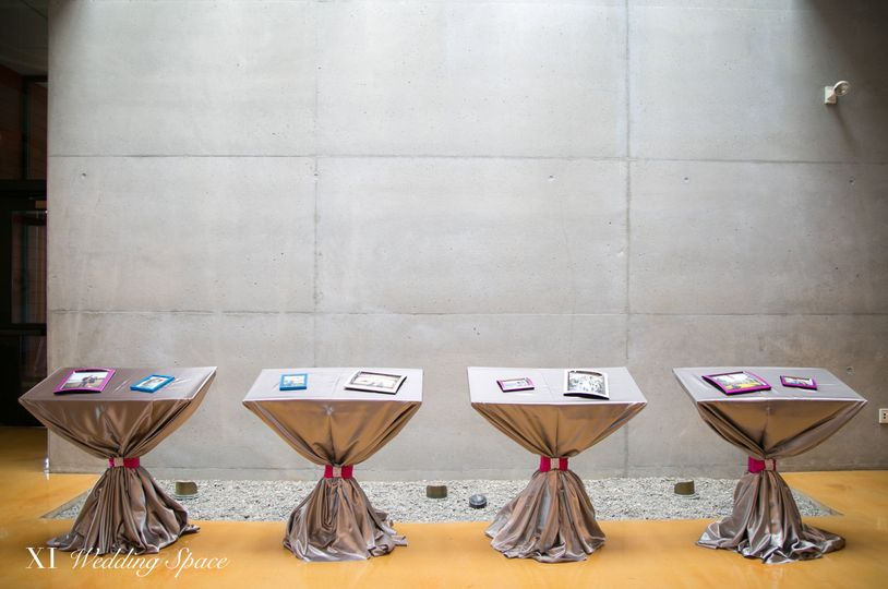 Tables and cards
