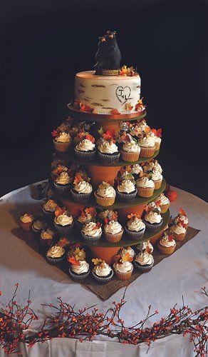 Tmx 1473084706532 Bearcupcakes Norway, ME wedding cake