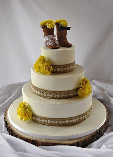 Tmx 1473084720451 Bootdaisies Norway, ME wedding cake