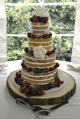 Tmx 1473084769203 Nakedlemonwedding Norway, ME wedding cake